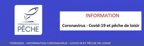 PÊCHE ET COVID-19