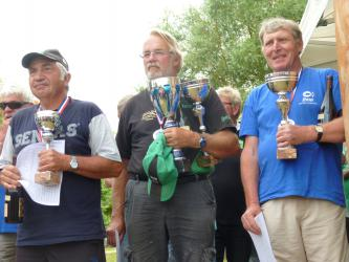 Résultats Championnat 2ème GHI de Villeneuve sur Yonne